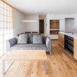 富山の2世帯住宅