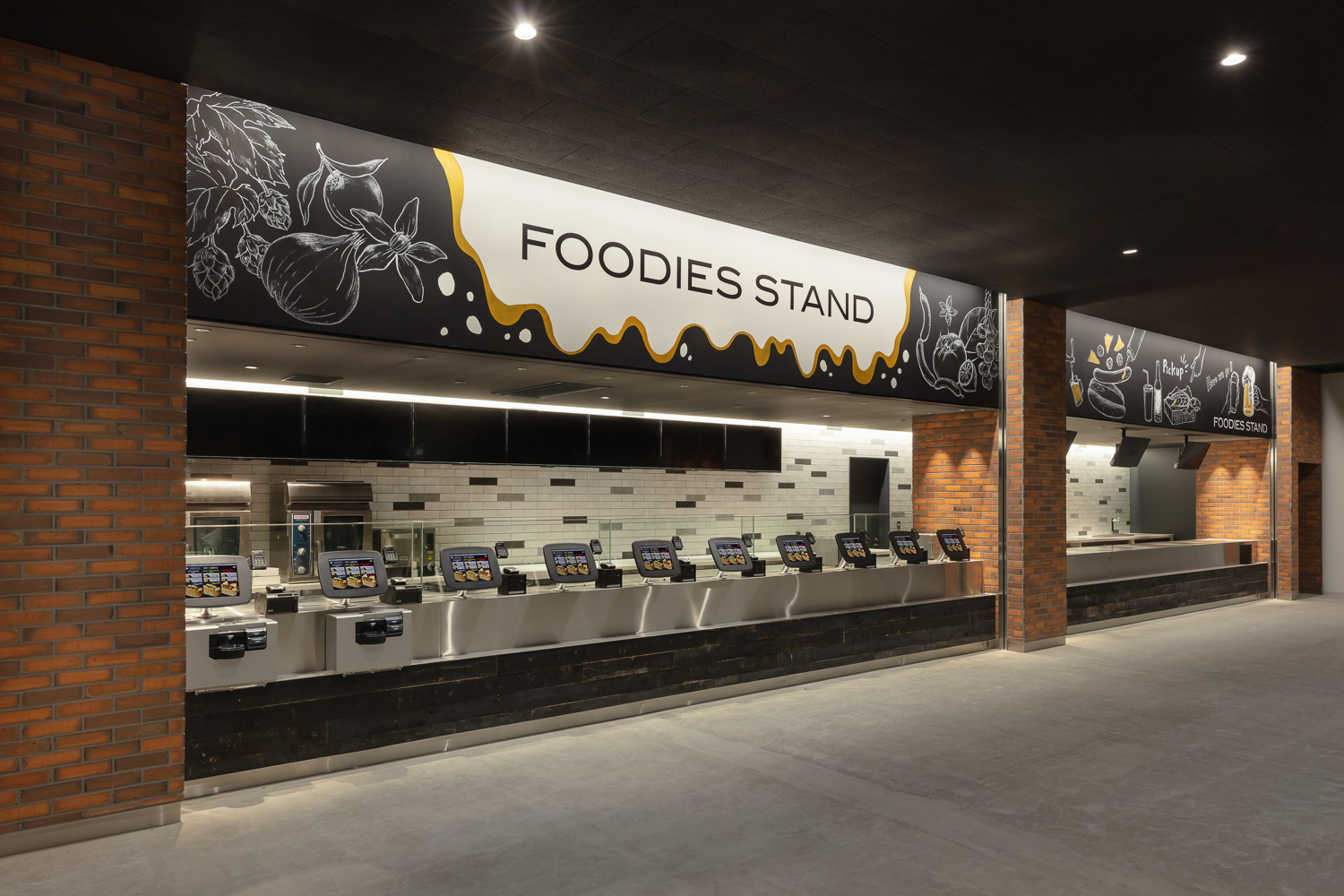 FOODIES STAND