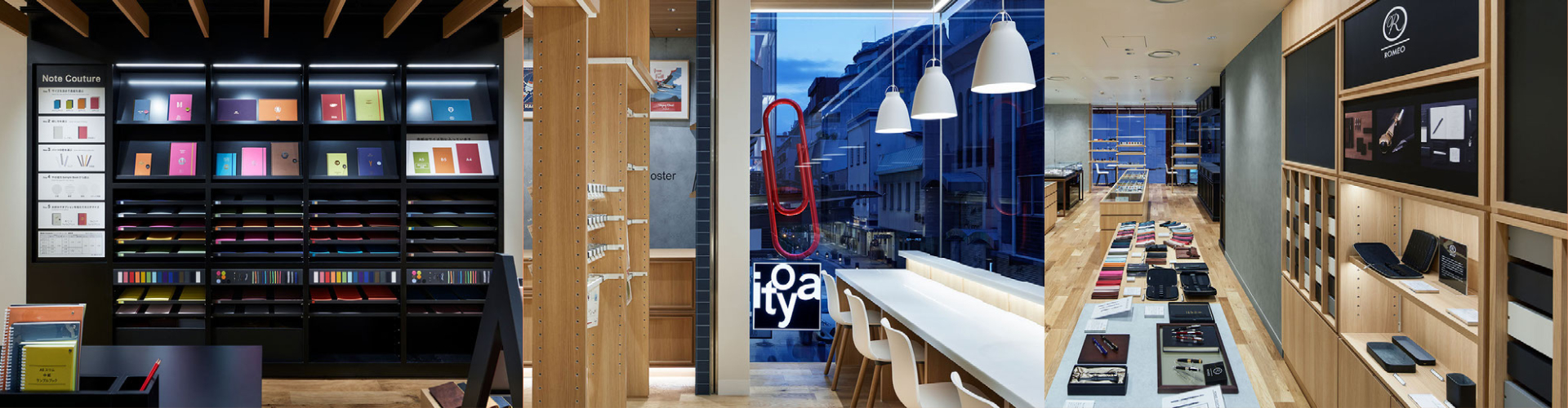 店舗の付加価値を高める体験型のサービスを提供する空間デザインの写真